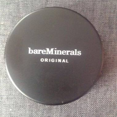 Counterfeit make up and perfume: Fake Bare Minerals from eBay